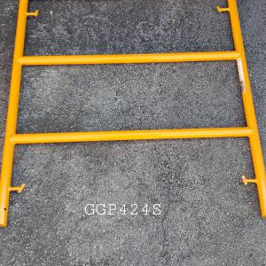 "PANEL STEP TYPE 42"" W x 4 Ft H"" - Scaffolding"