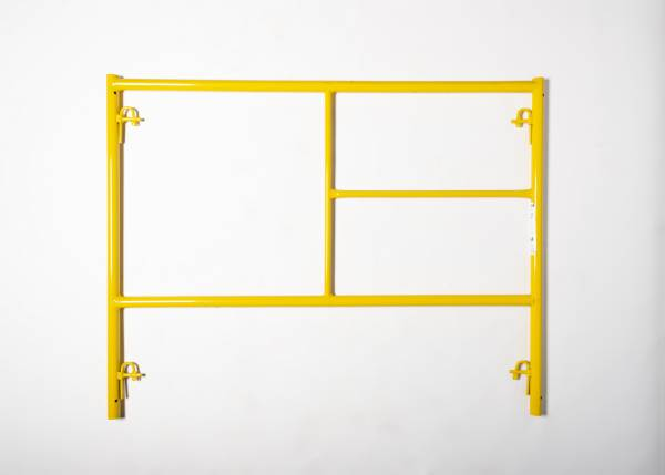 PANEL STEP TYPE 5' WIDE X 4' H Yellow - Scaffolding