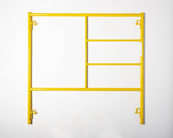 PANEL STEP TYPE 5' WIDE X 5' H Yellow - Scaffolding