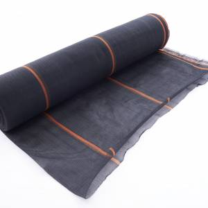 DEBRIS/PRIVACY NET BLACK/GREEN - Debris Netting - Able Scaffold