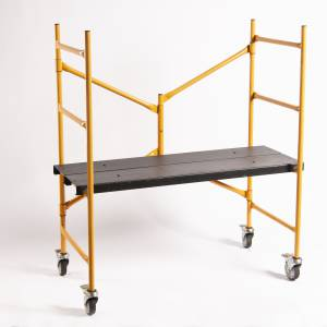 4' MINI STEP UP FOLDING SCAFFO - Mini All Purpose Unit