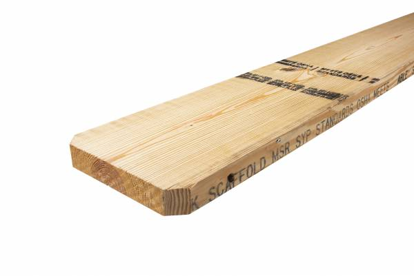 WOODEN PLANK 16' LONG X 10 IN - Wooden Plank