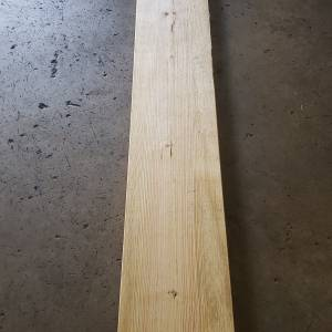 WOODEN PLANK 8' LONG X 10 IN - Wooden Plank