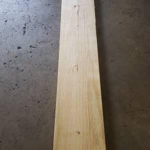 WOODEN PLANK 8' LONG X 10 IN - Wooden Plank