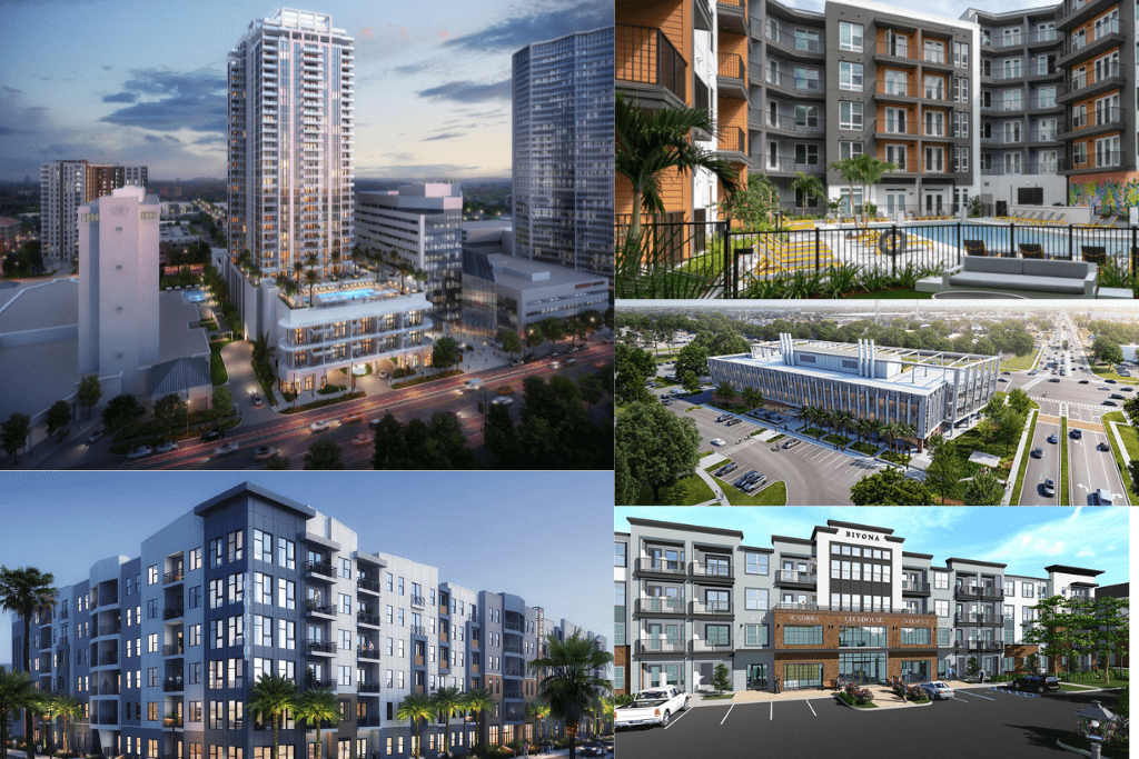 Tampa is Still Growing, Look What's Coming