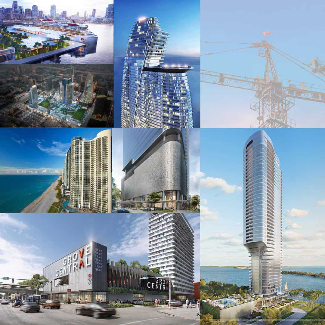 Miami-Dade Construction Boom, What's New?