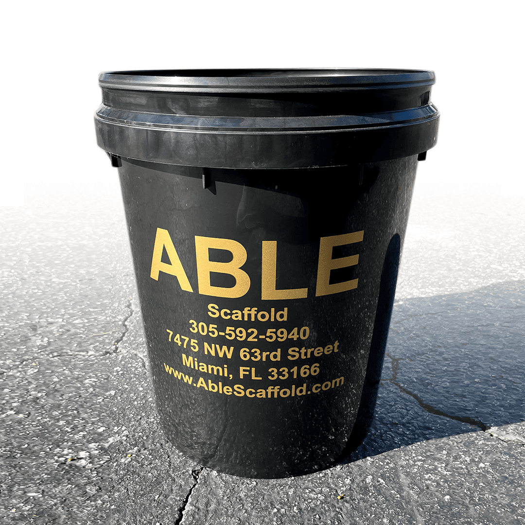 Spot Able and Score a Free Bucket!